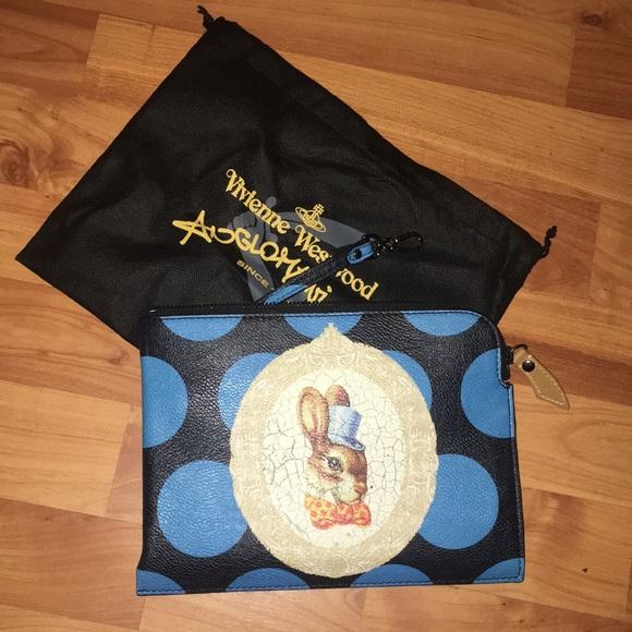 679465e0dc2b Handbags - New Vivienne Westwood Peter Rabbit Pouch Clutch